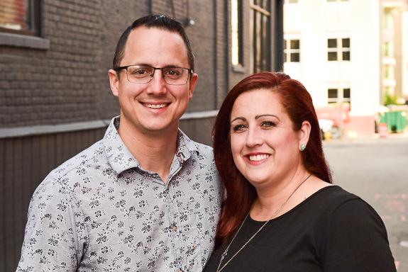 Kyle & Amanda Bailey