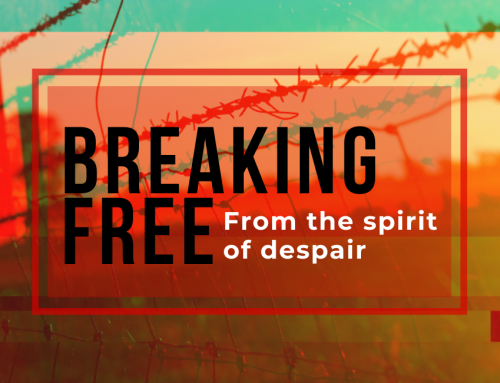 Breaking Free from the Spirit of Despair