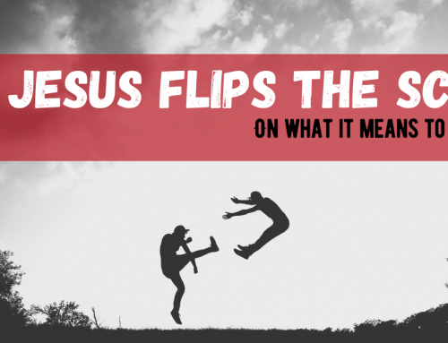 Jesus Flips the Script on what it means to be Blessed